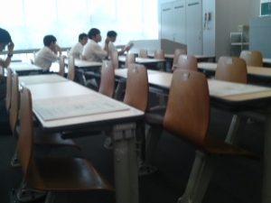 第二種電気工事士試験会場